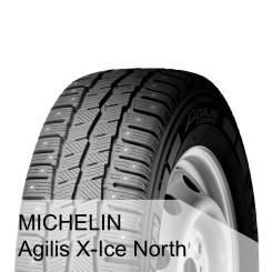 205/75R16  110/108R MICHELIN Agilis X-ice Nor