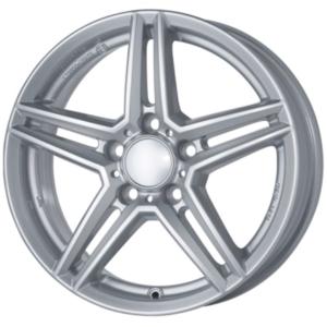Mercedes Benz velg Alutec M10 Silver