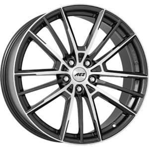 Audi velg AEZ Kaiman dark
