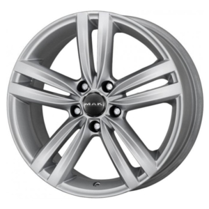 Volkswagen velg MAK SACHSEN W Silver