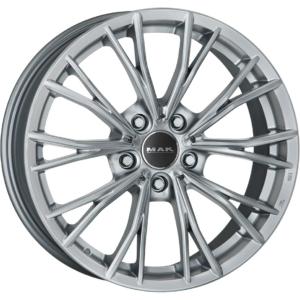 Volkswagen velg MAK Mark Silver
