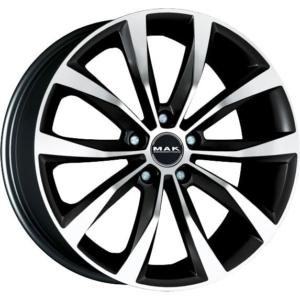 Toyota velg MAK WOLF BLACK MIRROR