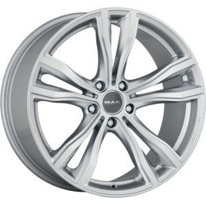 BMW velg MAK X-Mode Silver