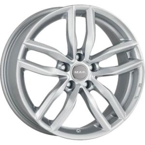 Volkswagen velg MAK Sarthe Silver