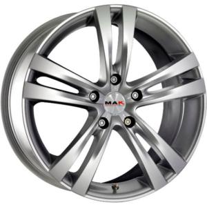 Volkswagen velg MAK Zenith Silver