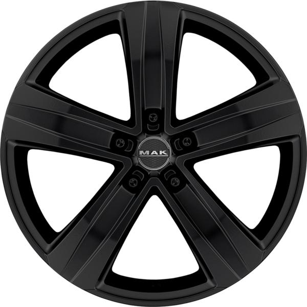 Toyota velg MAK Stone 5 Gloss Black