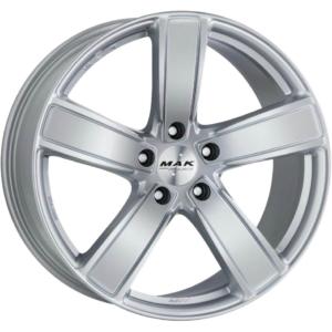 Volkswagen velg MAK Turismo-D-FF Silver