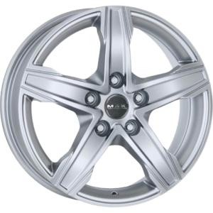 Ford velg MAK King5 Silver