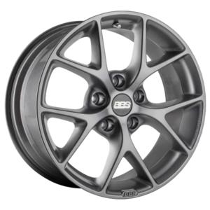 Volkswagen velg BBS SR satin himalay grey