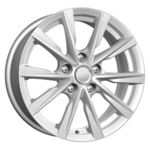 Volkswagen velg KIK KC682 Silver