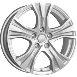 Volkswagen velg KIK KC673 Silver