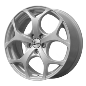 Toyota velg iFree Tortuga Silver
