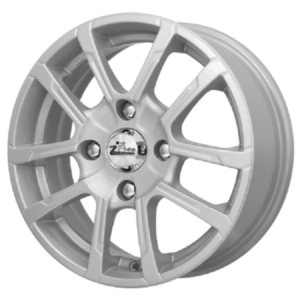 Volkswagen velg iFree Slider Silver