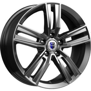 Volkswagen velg KIK Tanais Dark Platinum