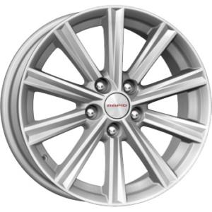 Toyota velg KIK KC624 Silver