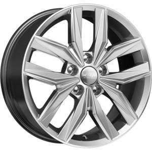 Volkswagen velg KiK KC774 Dark Platinum