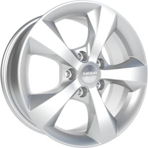 Volkswagen velg SKAD Koln Silver