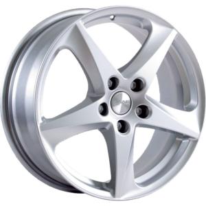 Volkswagen velg SKAD Legend Silver