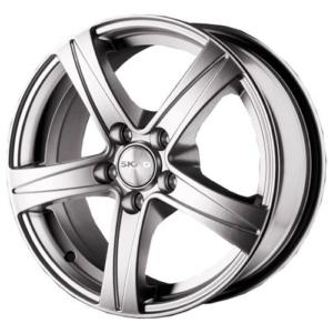 Toyota velg SKAD Sakura Hyper Silver