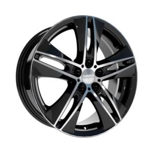 Volkswagen velg SKAD Essen Black Polished