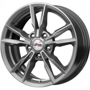 Volkswagen velg iFree Ikigai Hyper Silver