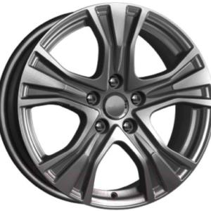 Volkswagen velg KiK KC673 Dark Platinum