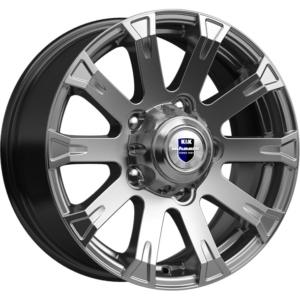 Suzuki velg Kik Baikal Dark Platinum