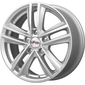 Peugeot velg iFree Katar Silver