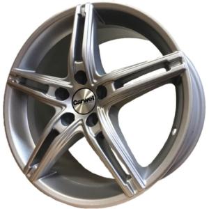 Volkswagen velg Carwel Alpha Silver