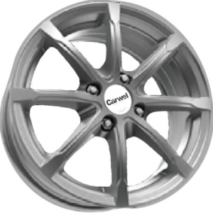 Volkswagen velg Carwel Beta Silver