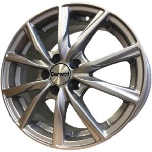 Volkswagen velg Carwel Gamma Silver
