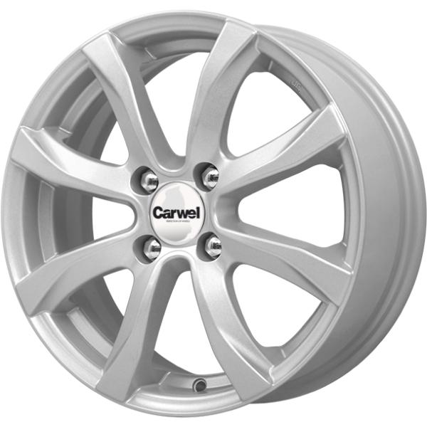 Volkswagen velg Carwel Omicron Silver