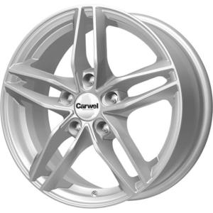 Volkswagen velg Carwel Tau Silver