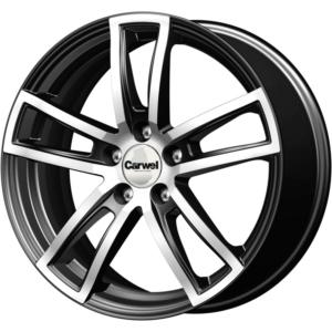 Toyota velg Carwel Arno Black Pol