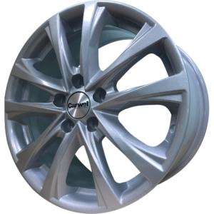 Volkswagen velg Carwel Casli Silver