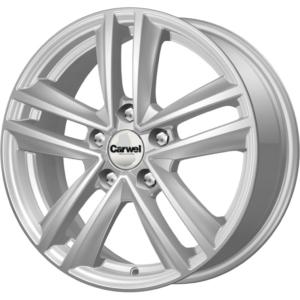 Volkswagen velg Carwel Nero Silver