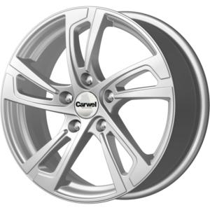 Renault velg Carwel Vilent Silver