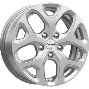 Toyota velg Carwel Al Silver