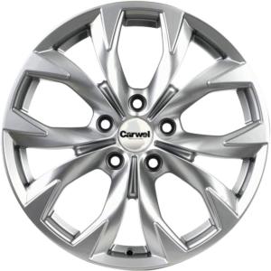 Volkswagen velg Carwel Baunt Silver