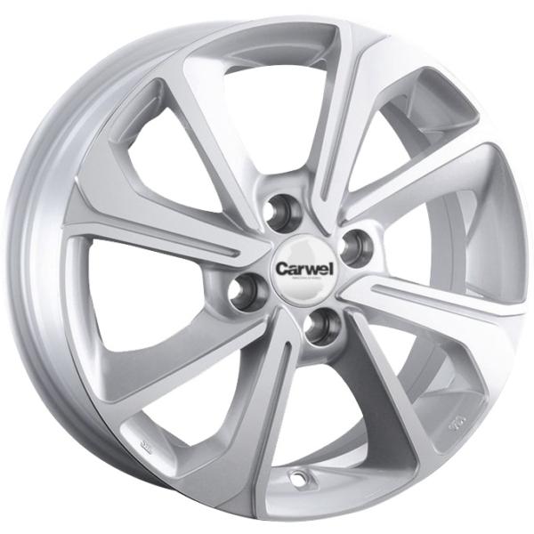 Volkswagen velg Carwel Bozhe Silver