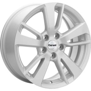 Toyota velg Carwel Chaga Silver