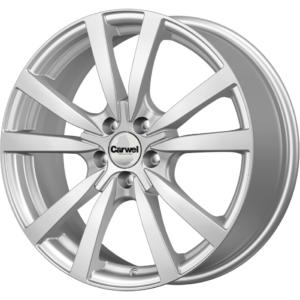 Toyota velg Carwel Grand Silver