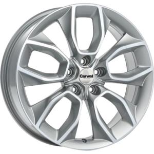 Toyota velg Carwel Hasan Silver