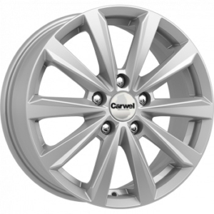 Renault velg Carwel Kenon Silver