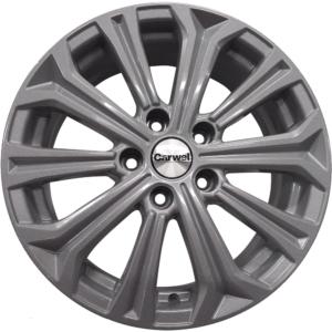 Volkswagen velg Carwel Kudro Silver