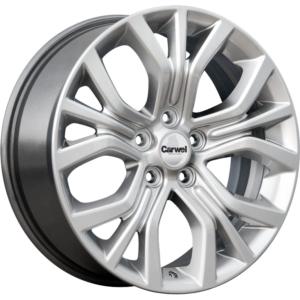 Toyota velg Carwel Lum Silver