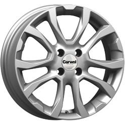 Volkswagen velg Carwel Nuke Silver