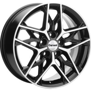 Volkswagen velg Carwel Soshno Blk Pol