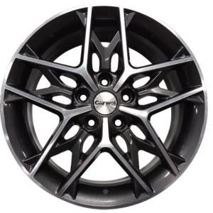 Volkswagen velg Carwel Soshno Grey Pol