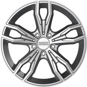 Volkswagen velg Fondmetal Alke Gl Silver